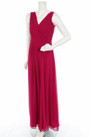 Рокля Ralph Lauren, Размер M, Цвят Розов, Полиестер, Цена 202,94лв.