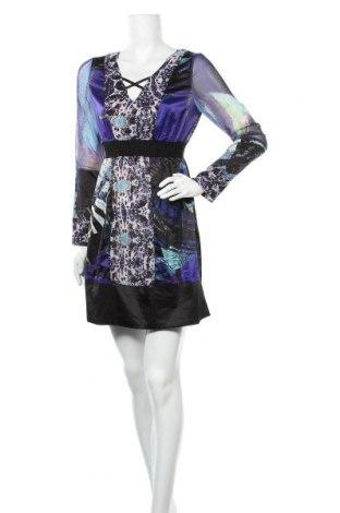 Рокля St-Martins, Размер S, Цвят Многоцветен, 98% полиестер, 2% еластан, Цена 9,56лв.