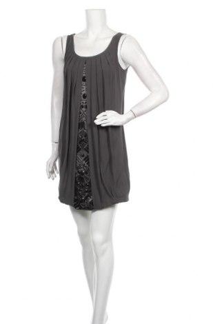 Φόρεμα Steffen Schraut, Μέγεθος S, Χρώμα Γκρί, Μετάξι, Τιμή 42,74€