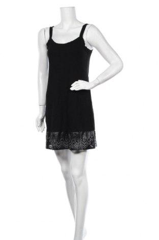 Φόρεμα Tezenis, Μέγεθος L, Χρώμα Μαύρο, Τιμή 15,46€