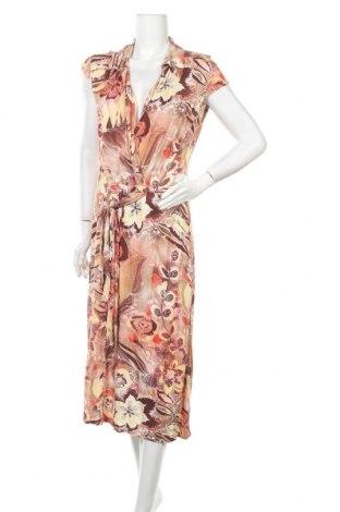 Φόρεμα Vera Varelli, Μέγεθος XL, Χρώμα Πολύχρωμο, Βισκόζη, Τιμή 18,19€