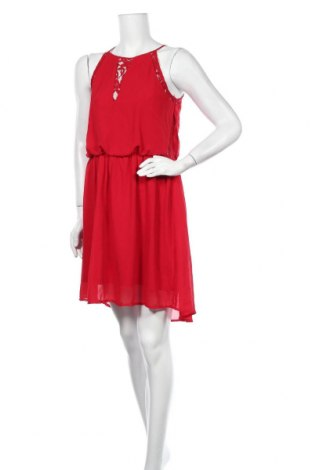 Rochie Vero Moda, Mărime M, Culoare Roșu, Poliester, Preț 23,21 Lei