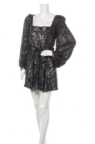 Šaty  Zara, Velikost L, Barva Černá, Polyester, Cena  825,00Kč