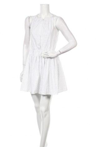 Рокля Zara Trafaluc, Размер M, Цвят Бял, Цена 26,25лв.