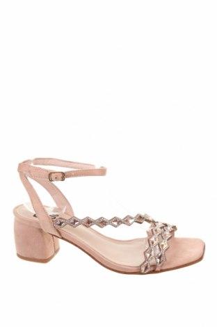 Σανδάλια Bibi Lou, Μέγεθος 38, Χρώμα Ρόζ , Κλωστοϋφαντουργικά προϊόντα, Τιμή 41,52€