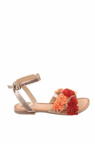 Сандали Gioseppo, Размер 37, Цвят Многоцветен, Естествена кожа, други тъкани, Цена 30,26лв.