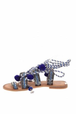 Сандали Gioseppo, Размер 40, Цвят Многоцветен, Текстил, Цена 19,98лв.