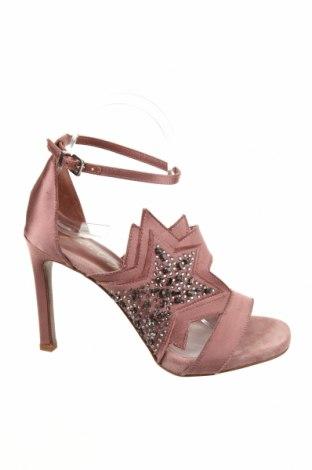 Σανδάλια Lola Cruz, Μέγεθος 37, Χρώμα Ρόζ , Κλωστοϋφαντουργικά προϊόντα, Τιμή 46,14€