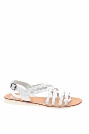 Σανδάλια Porronet, Μέγεθος 39, Χρώμα Λευκό, Γνήσιο δέρμα, Τιμή 34,41€