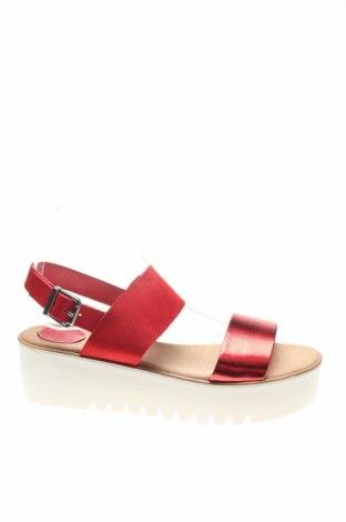 Σανδάλια Porronet, Μέγεθος 40, Χρώμα Κόκκινο, Γνήσιο δέρμα, Τιμή 29,39€