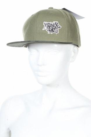 Καπέλο, Χρώμα Πράσινο, 80%ακρυλικό, 20% μαλλί, Τιμή 15,07€
