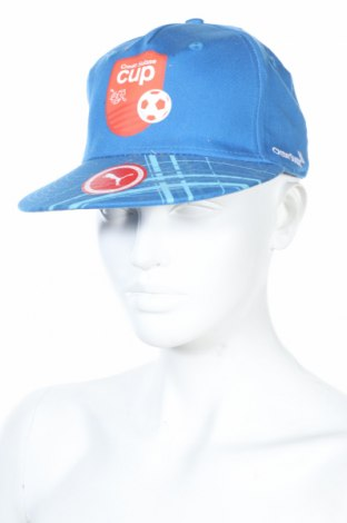Čepice  PUMA, Barva Modrá, Bavlna, Cena  134,00Kč