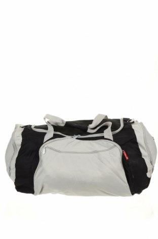 Τσάντα ταξιδίου ASICS, Χρώμα Γκρί, Κλωστοϋφαντουργικά προϊόντα, Τιμή 30,15€