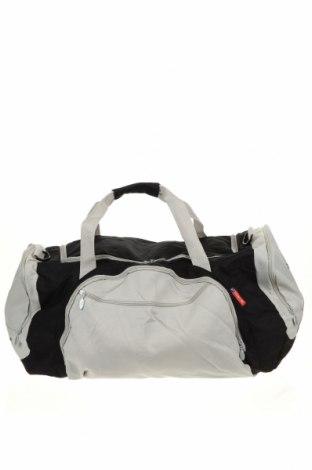 Τσάντα ταξιδίου ASICS, Χρώμα Γκρί, Κλωστοϋφαντουργικά προϊόντα, Τιμή 28,69€