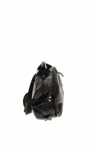 Спортен сак Fila, Цвят Черен, Текстил, Цена 47,60лв.