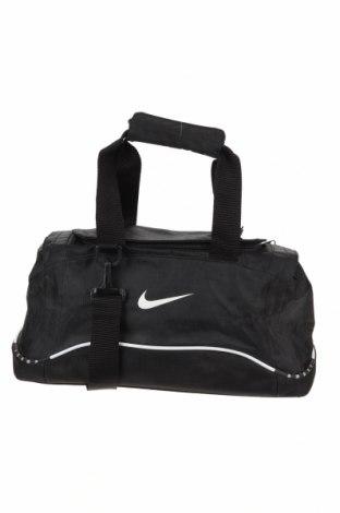 Спортен сак Nike, Цвят Черен, Текстил, Цена 44,10лв.