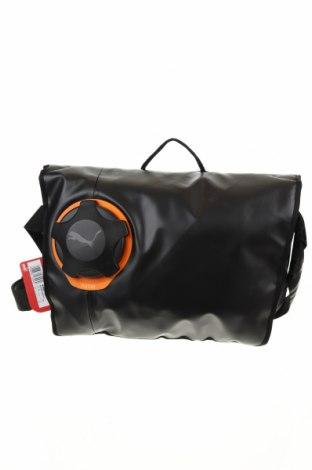 Спортна чанта PUMA, Цвят Черен, Текстил, Цена 47,17лв.