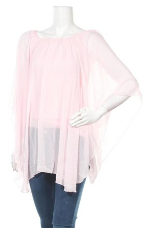 Туника Ice Fashion, Размер S, Цвят Розов, 100% полиестер, Цена 23,10лв.