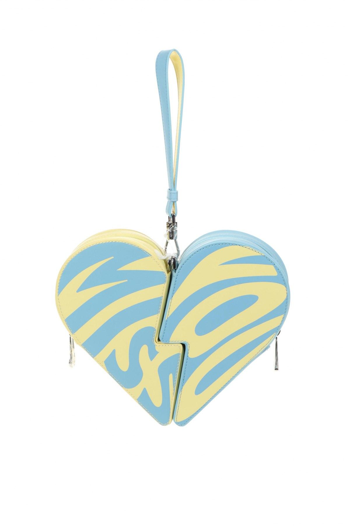 Γυναικεία τσάντα Katy Perry, Χρώμα Μπλέ, Δερματίνη, Τιμή 73,07€