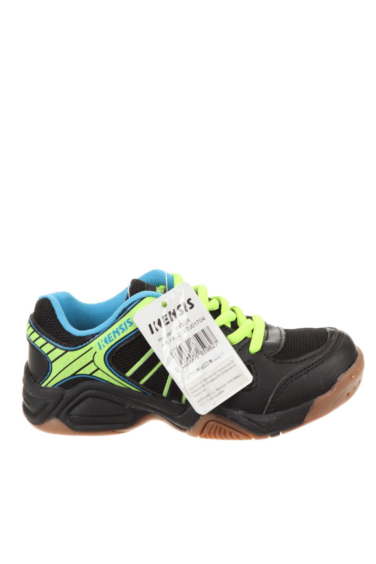 Детски обувки, Размер 30, Цвят Черен, Еко кожа, текстил, Цена 30,20лв.