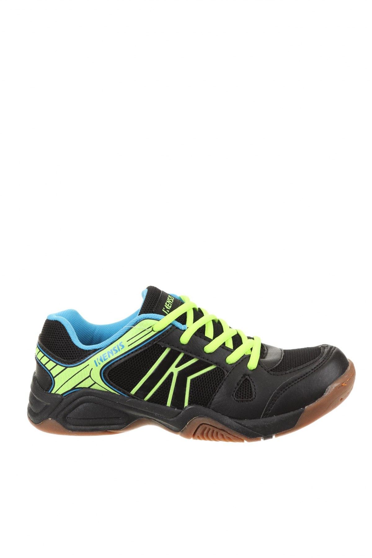 Детски обувки, Размер 37, Цвят Черен, Еко кожа, текстил, Цена 31,86лв.