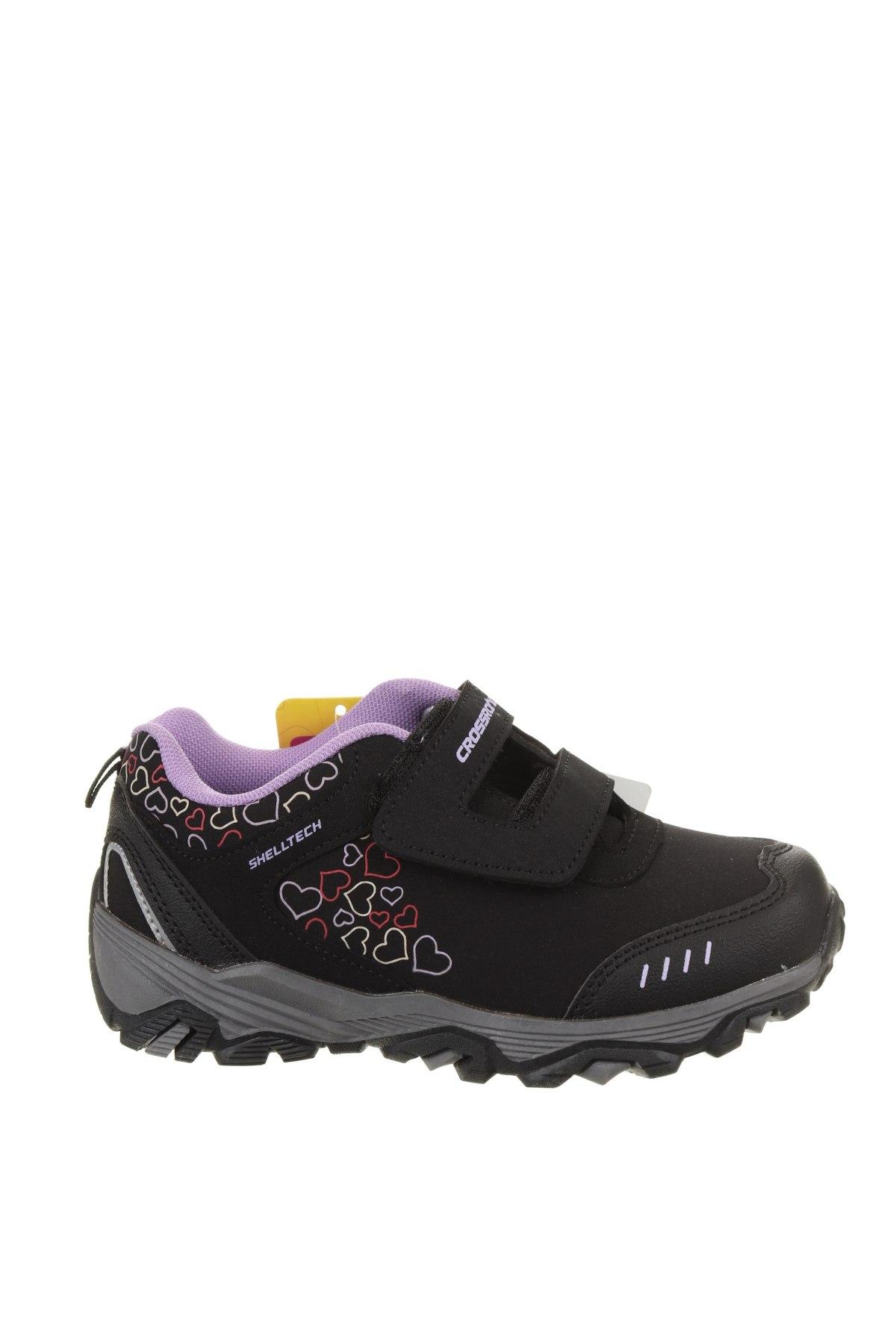 Детски обувки, Размер 31, Цвят Черен, Еко кожа, текстил, Цена 33,63лв.