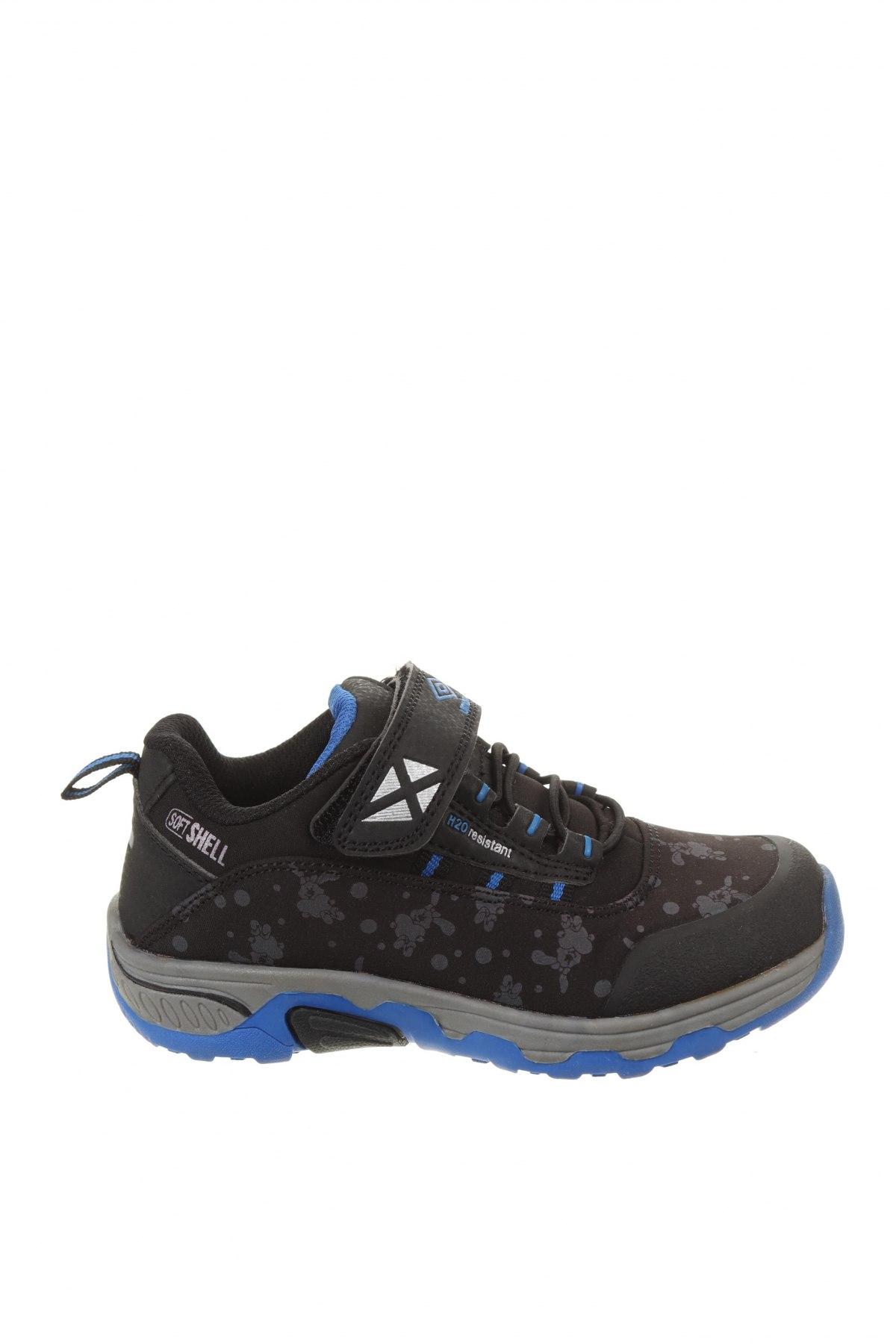 Детски обувки Umbro, Размер 28, Цвят Черен, Текстил, Цена 30,81лв.