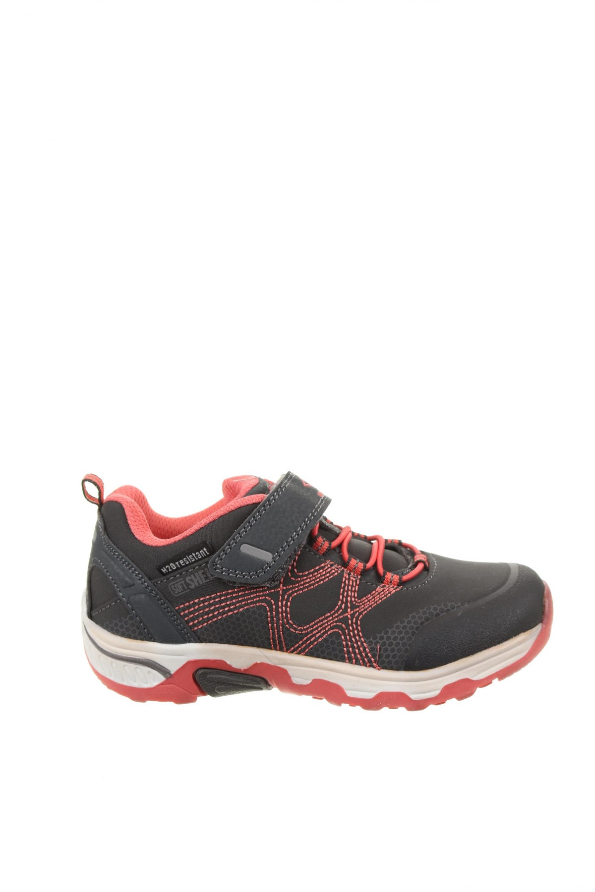 Детски обувки Umbro, Размер 29, Цвят Сив, Текстил, еко кожа, Цена 33,97лв.
