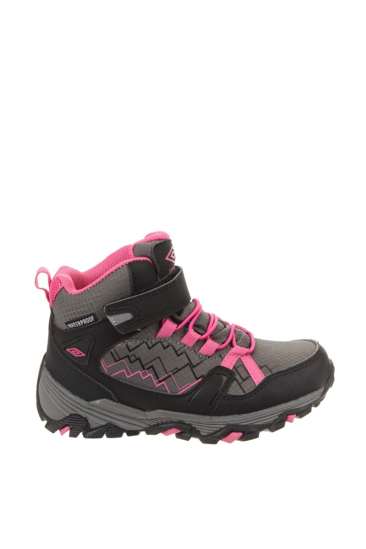 Детски обувки Umbro, Размер 29, Цвят Сив, Текстил, Цена 31,60лв.