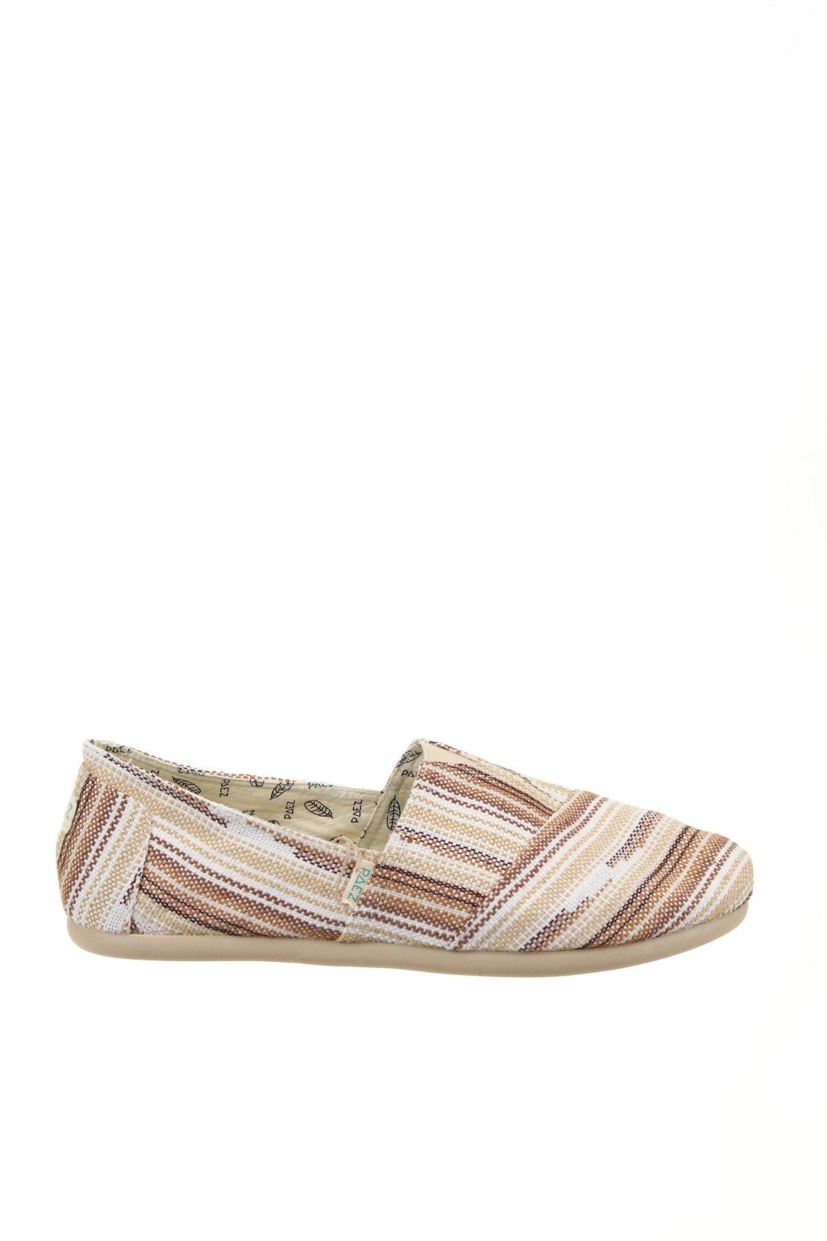 Мъжки обувки Paez, Размер 44, Цвят Бежов, Текстил, Цена 35,40лв.