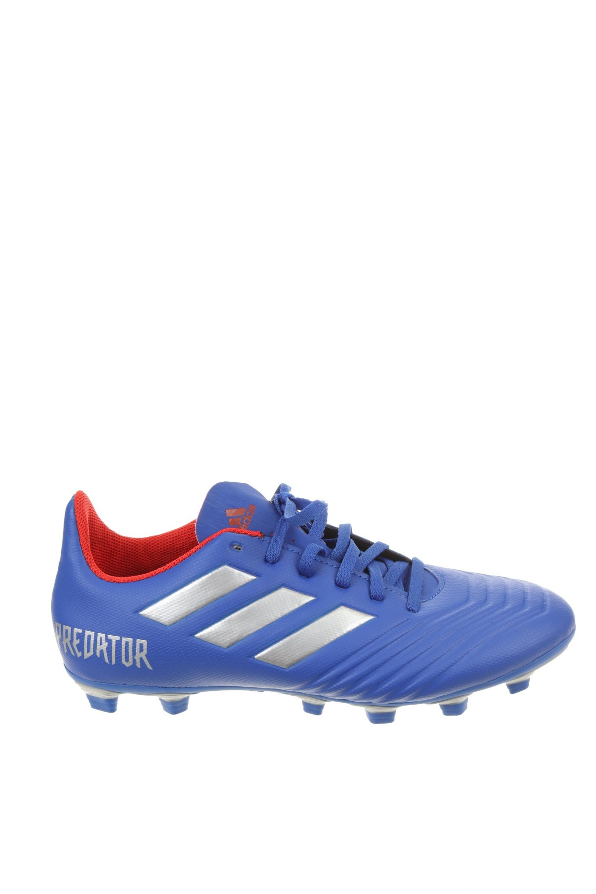 Мъжки обувки Adidas, Размер 42, Цвят Син, Еко кожа, Цена 44,70лв.