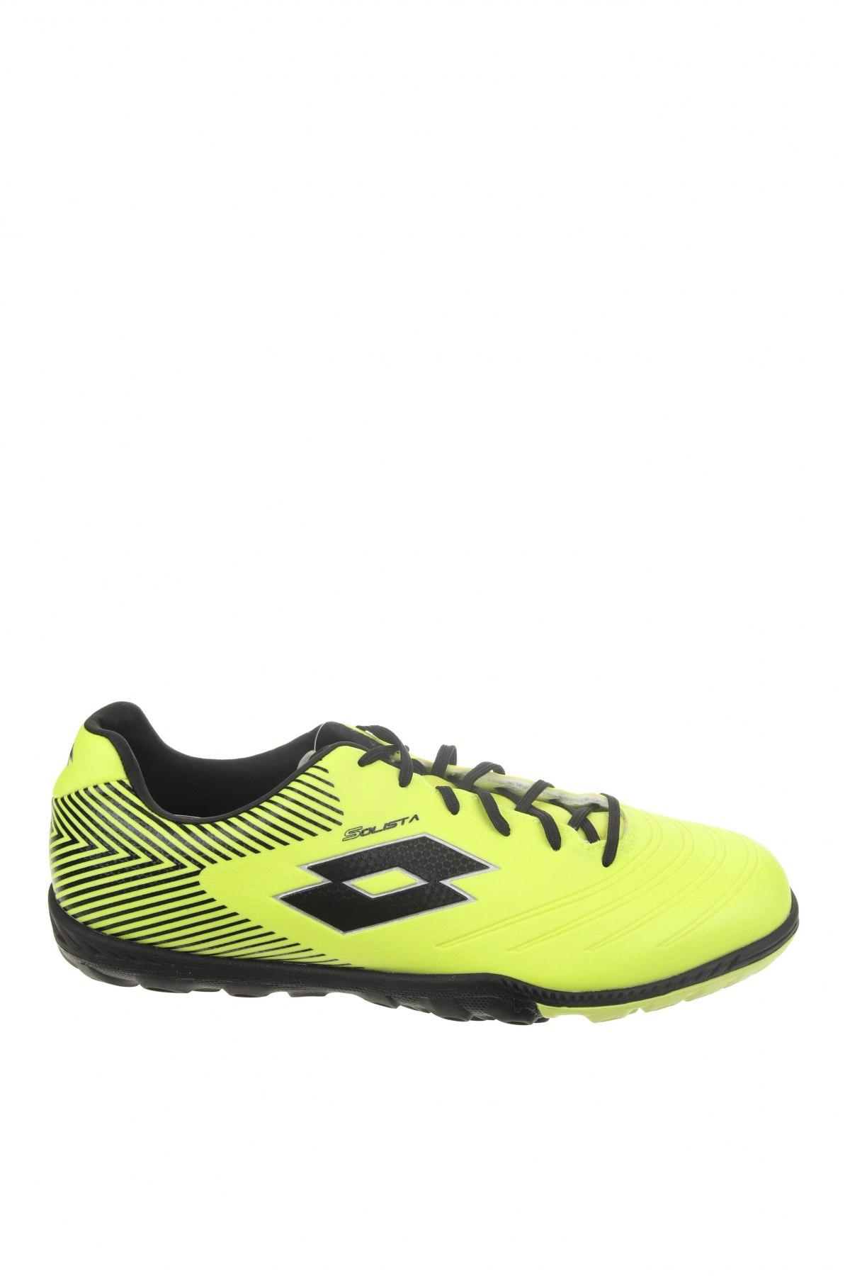 Мъжки обувки Lotto, Размер 40, Цвят Жълт, Еко кожа, Цена 34,65лв.