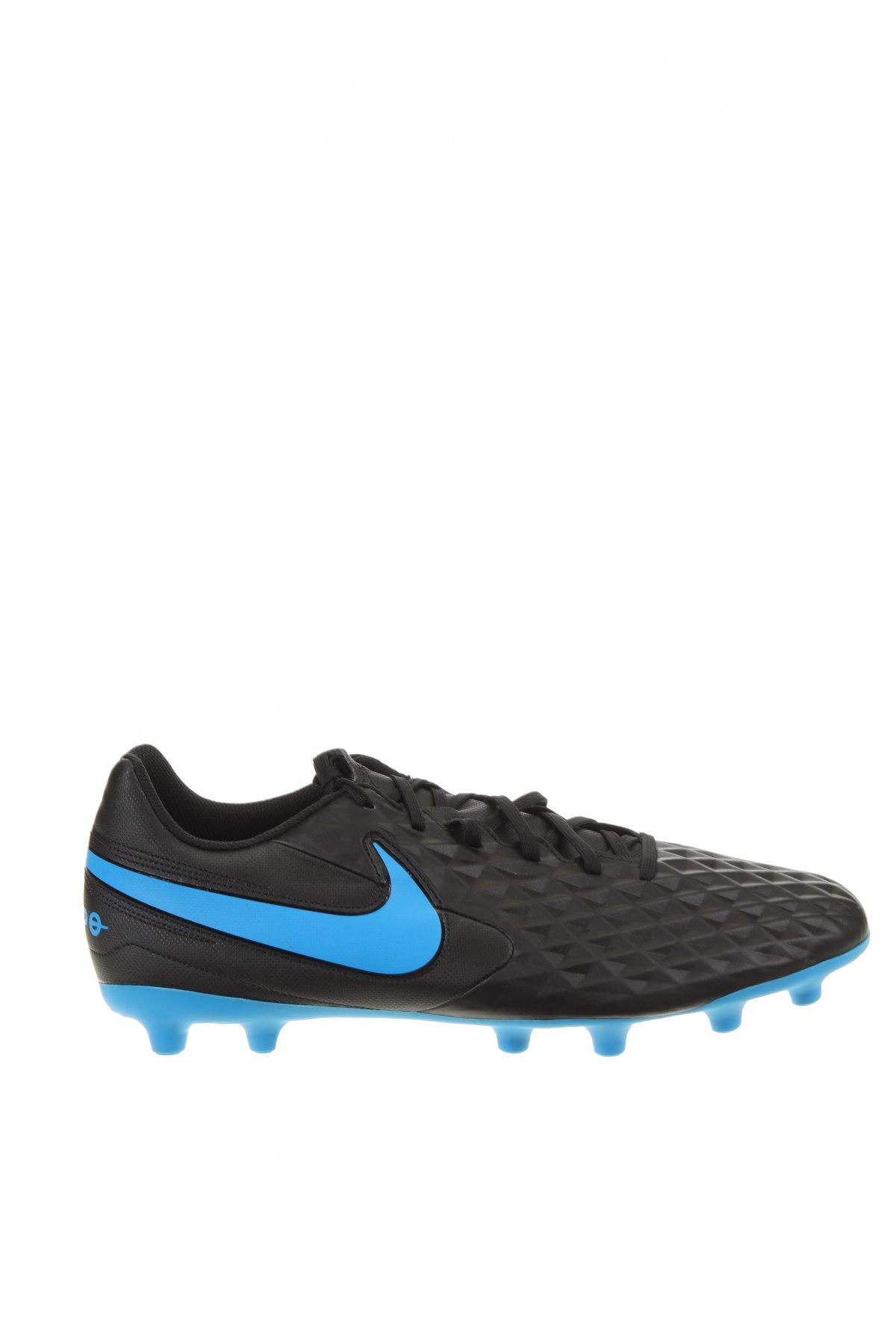 Мъжки обувки Nike, Размер 46, Цвят Черен, Еко кожа, Цена 49,17лв.