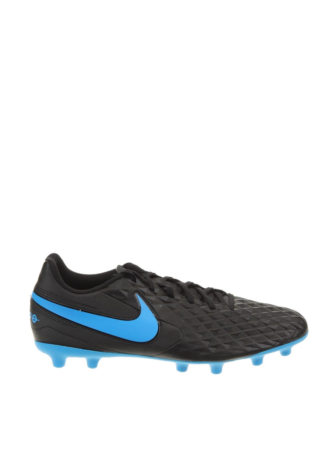 Мъжки обувки Nike, Размер 45, Цвят Черен, Еко кожа, Цена 49,17лв.