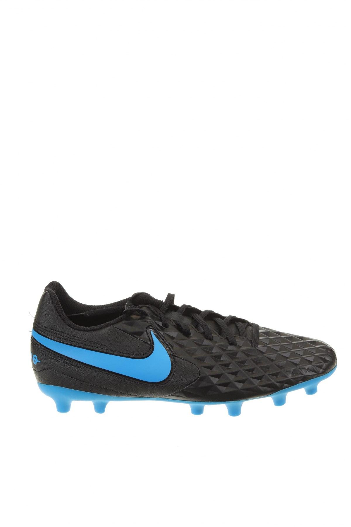 Мъжки обувки Nike, Размер 42, Цвят Черен, Еко кожа, Цена 41,72лв.