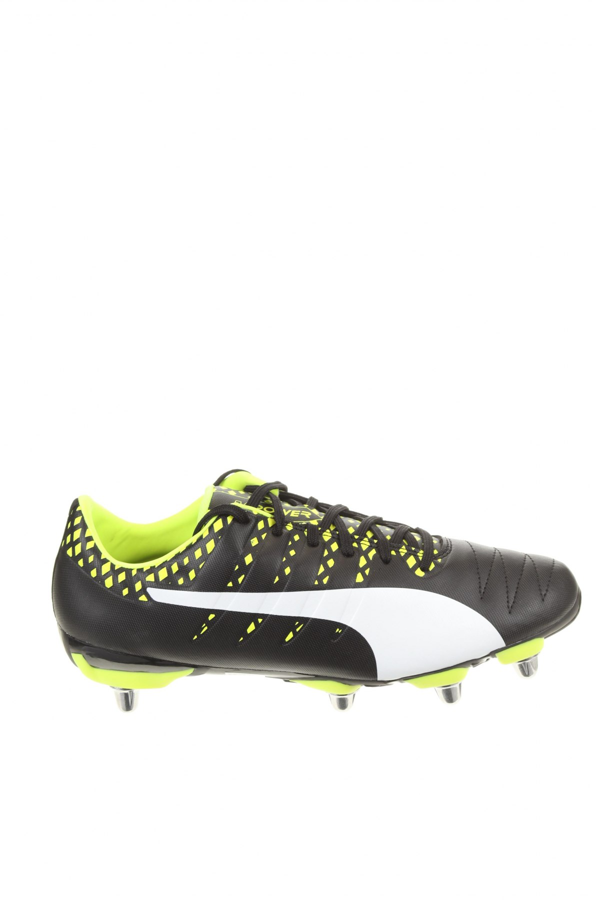 Мъжки обувки PUMA, Размер 41, Цвят Черен, Еко кожа, Цена 52,47лв.