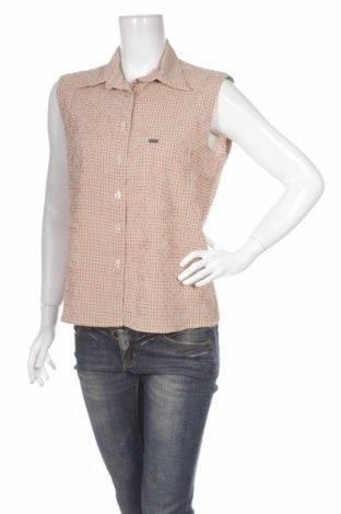 Γυναικείο πουκάμισο Tenson, Μέγεθος L, Χρώμα Πολύχρωμο, 59% πολυεστέρας, 40% βισκόζη, 1% ελαστάνη, Τιμή 3,39€