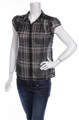 Γυναικείο πουκάμισο Atmosphere, Μέγεθος M, Χρώμα Μαύρο, Τιμή 10,52€
