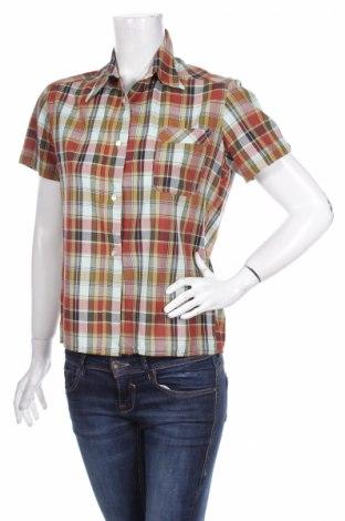 Γυναικείο πουκάμισο Sanfor, Μέγεθος L, Χρώμα Πολύχρωμο, Τιμή 3,06€