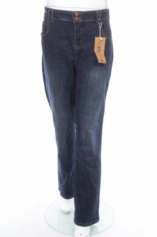 Damskie jeansy Fitt