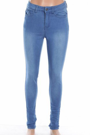 Damskie jeansy Pieces