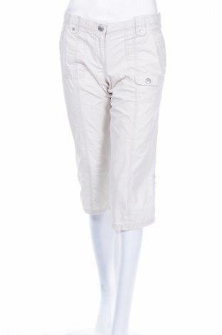 Γυναικείο κοντό παντελόνι Street One, Μέγεθος S, Χρώμα  Μπέζ, 100% βαμβάκι, Τιμή 3,47€