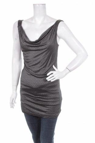 Γυναικείο αμάνικο μπλουζάκι Miso, Μέγεθος M, Χρώμα Μαύρο, 65% βισκόζη, 35% πολυεστέρας, Τιμή 4,33€