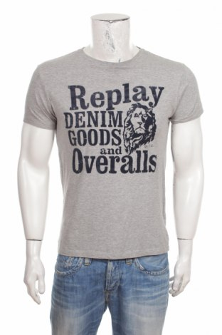 Męski T-shirt Replay