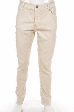 Męskie jeansy Bershka