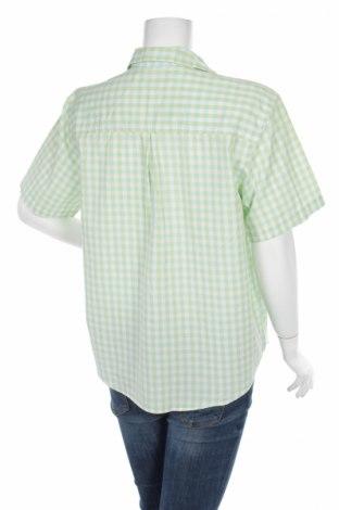 Γυναικείο πουκάμισο, Μέγεθος XL, Χρώμα Πράσινο, Τιμή 14,23€