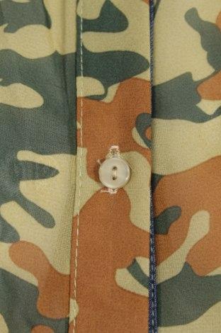 Γυναικείο πουκάμισο, Μέγεθος M, Χρώμα Πολύχρωμο, 65% βισκόζη, 35% βαμβάκι, Τιμή 9,90€