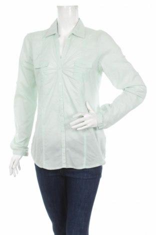 Γυναικείο πουκάμισο Amisu, Μέγεθος M, Χρώμα Πράσινο, Τιμή 15,46€