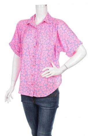 Дамска риза Antilia Femme, Размер M, Цвят Розов, 100% полиестер, Цена 3,20лв.