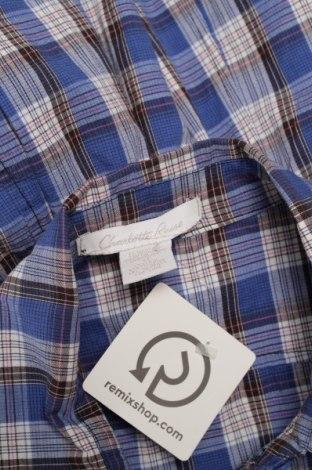 Γυναικείο πουκάμισο Charlotte Russe, Μέγεθος M, Χρώμα Πολύχρωμο, 97% βαμβάκι, 3% ελαστάνη, Τιμή 12,37€